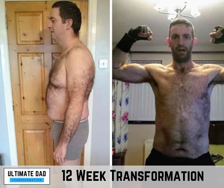 Mark Lost 4 Stone Using The UDT System