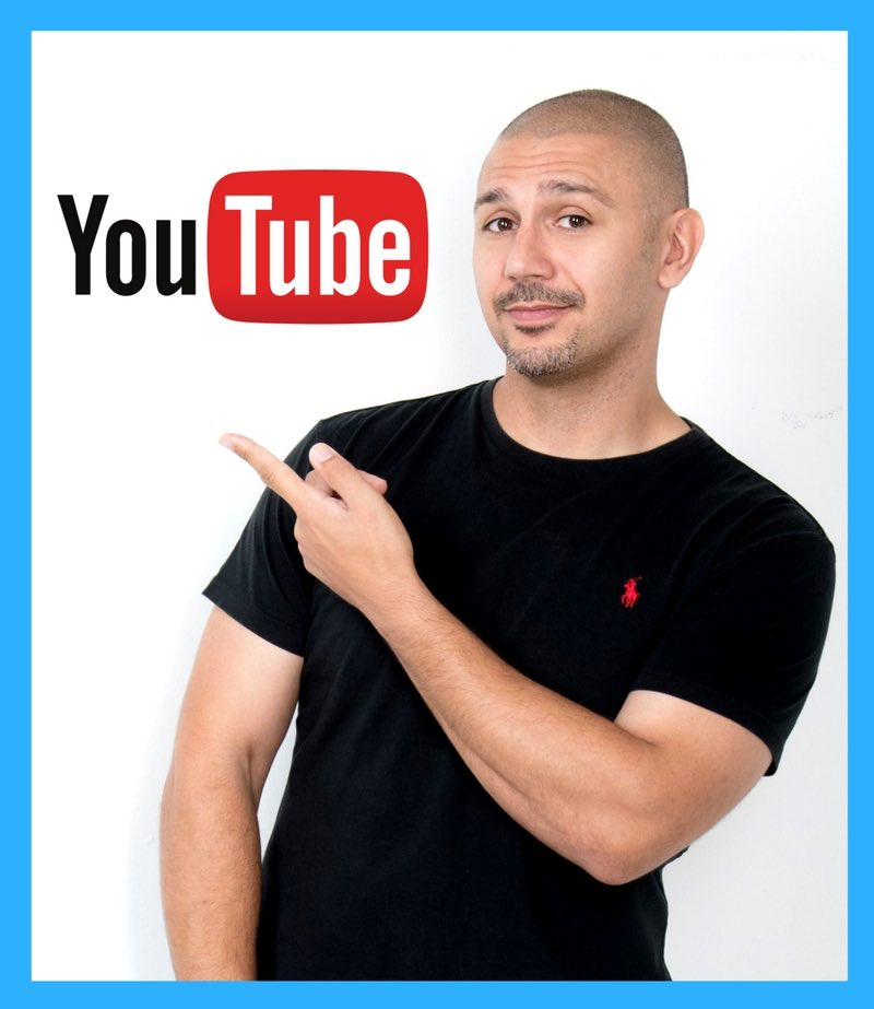 Subscribe to my weekly coaching show on YouTube